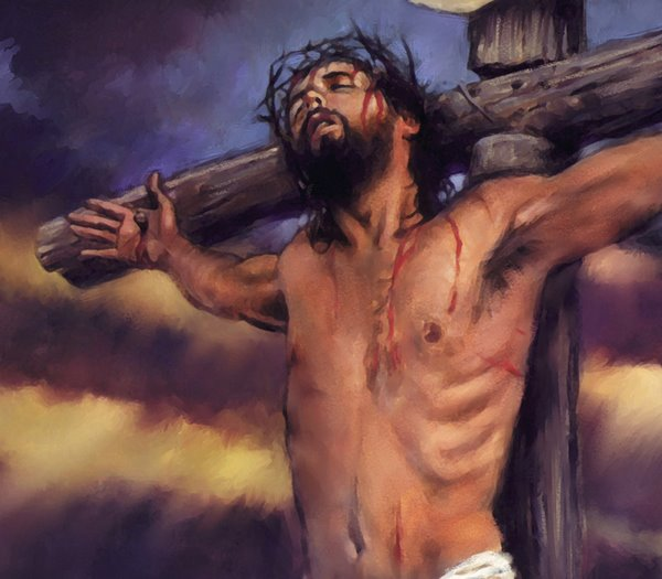 what is the de crucifixion of jesus christ god on cross easter ...
